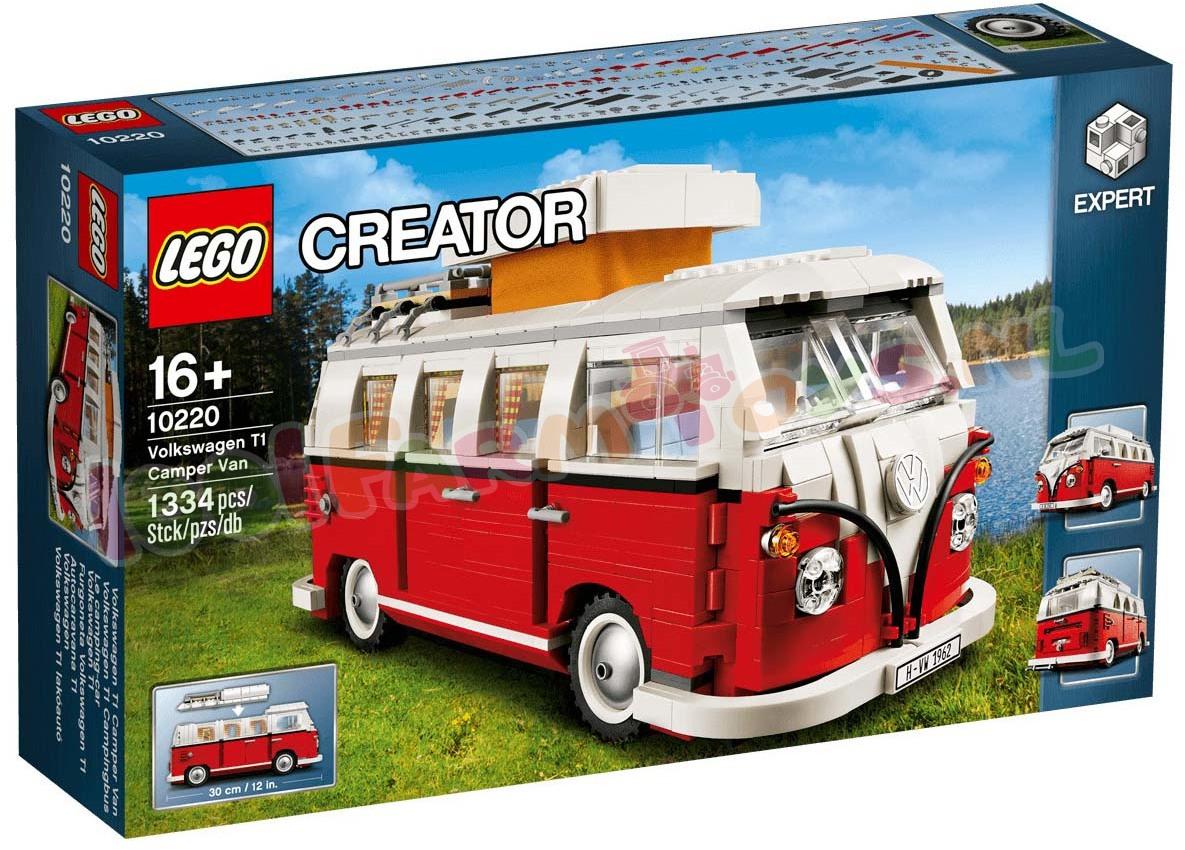 Lego Creator Vw T1 Camper 10220 Lego Creator Lego