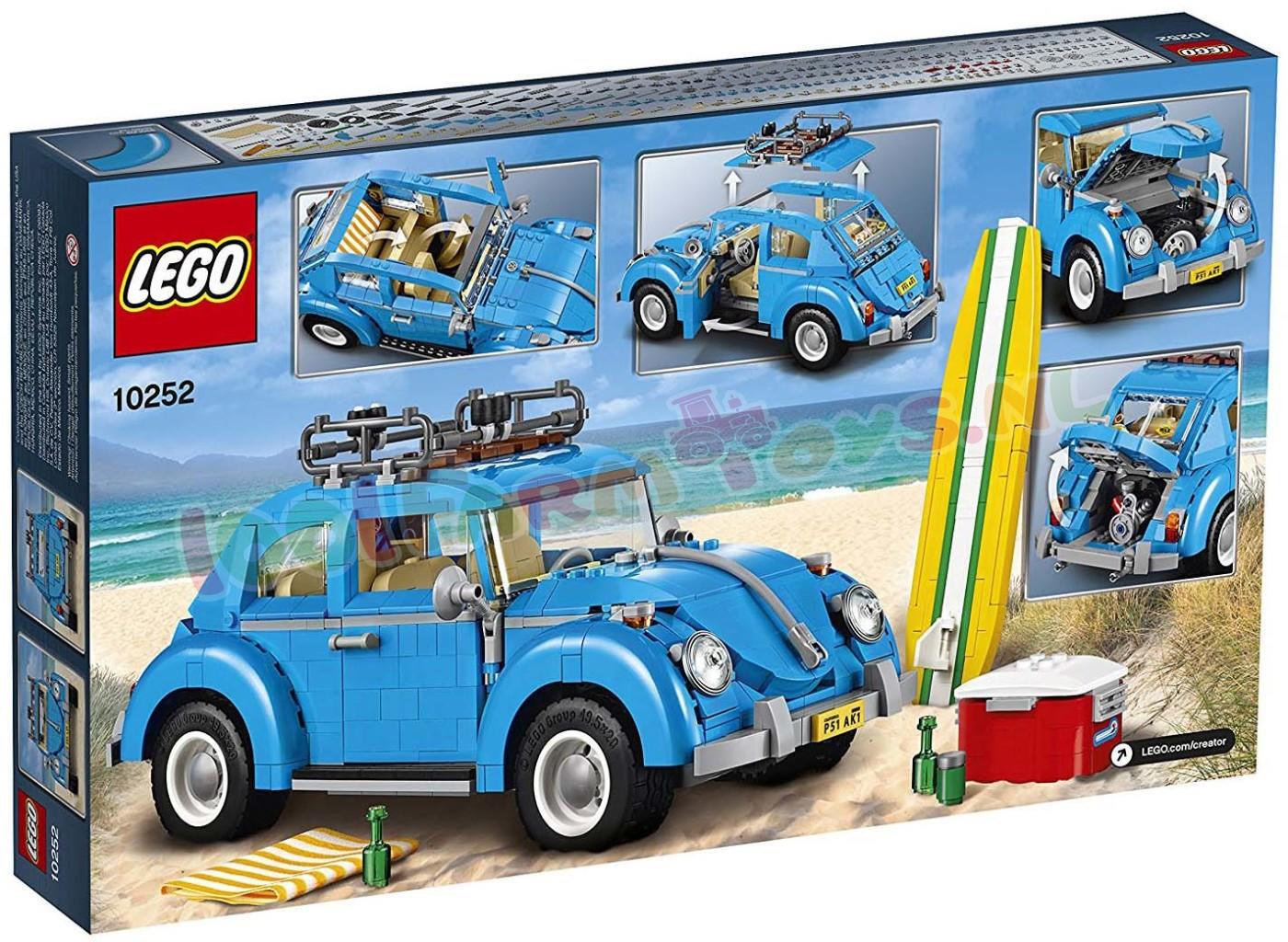 lego creator vw kever beetle 10252 lego creator lego. Black Bedroom Furniture Sets. Home Design Ideas
