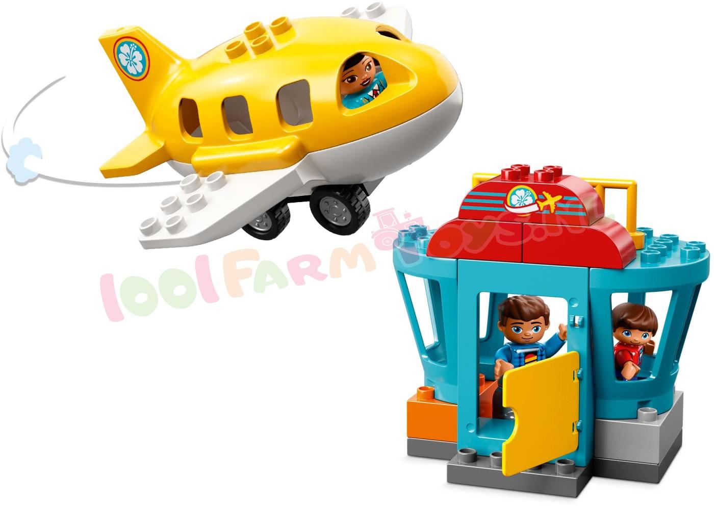 Lego Duplo Vliegveld 10871 Duplo 1001farmtoys