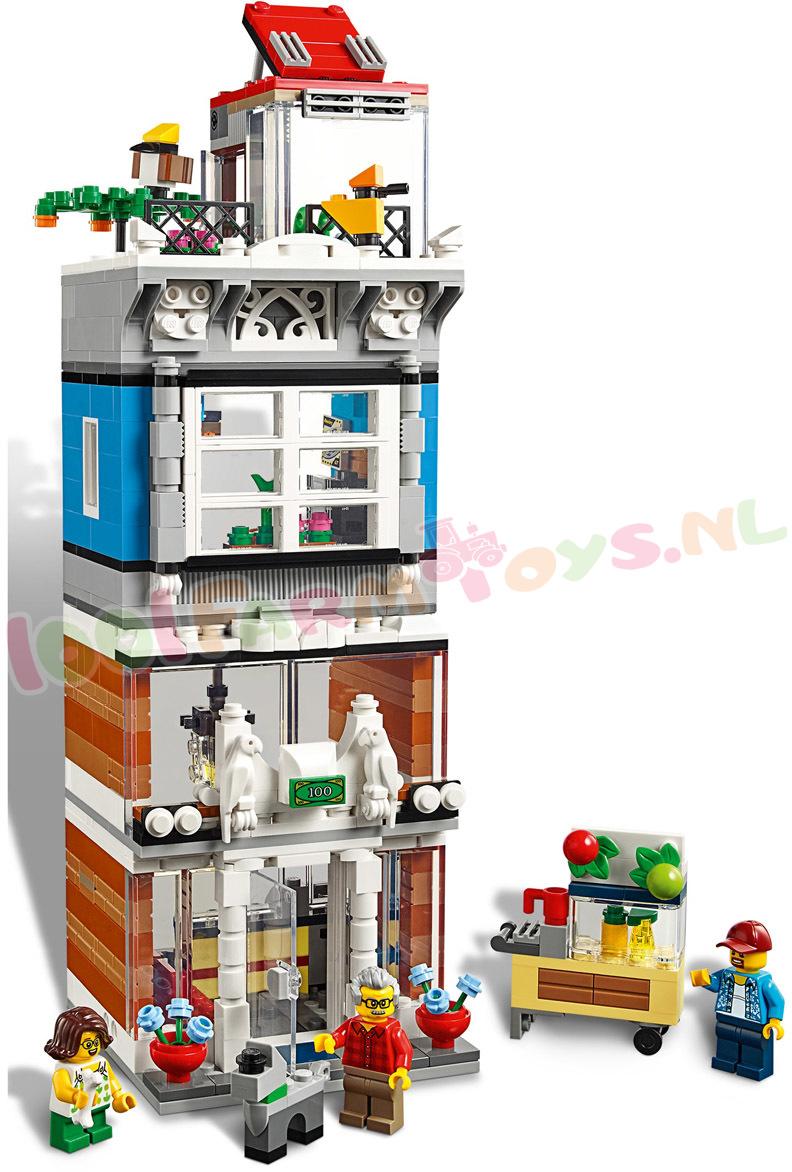 Beste LEGO CREATOR Woonhuis dierenwinkel & ca - 31097 - LEGO Creator TG-29