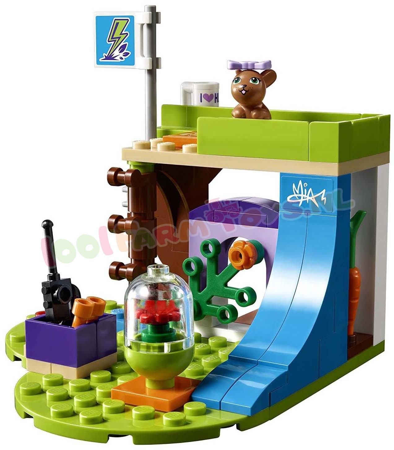 LEGO FRIENDS MIAS SLAAPKAMER - 41327 - LEGO Friends - LEGO ...