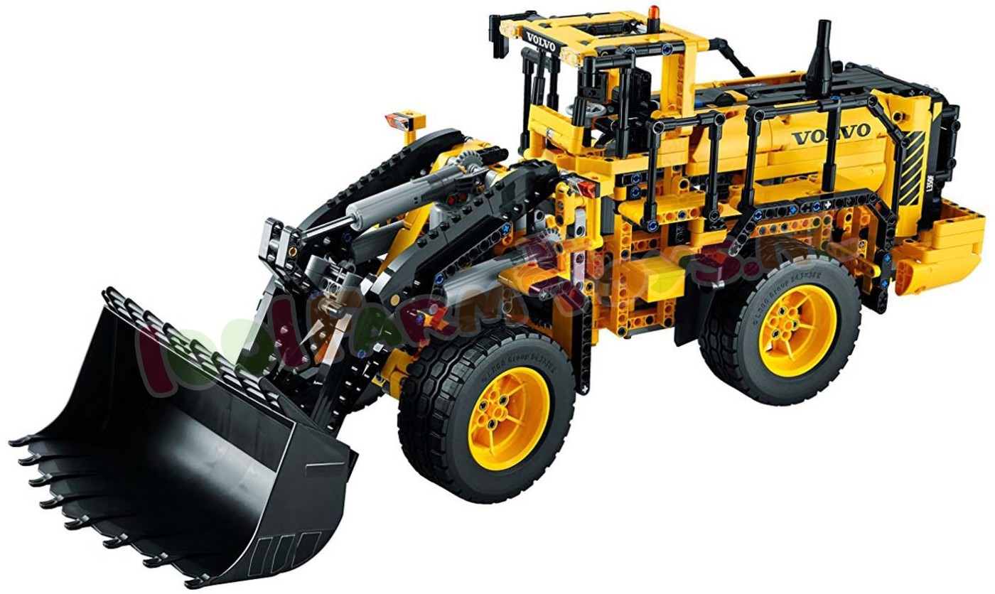 lego technic volvo l350f shovel dumper 42030 lego. Black Bedroom Furniture Sets. Home Design Ideas