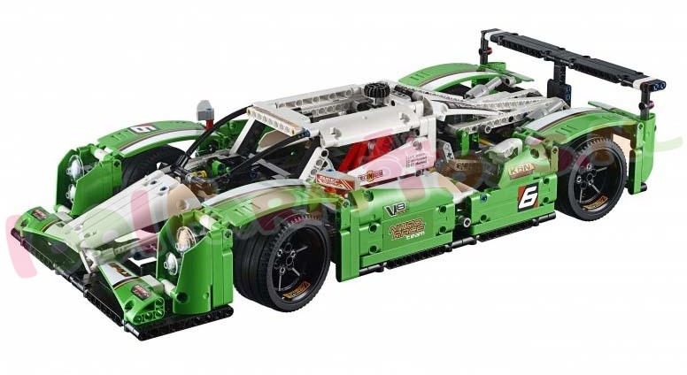 lego technic lemans racewagen 42039 lego technic. Black Bedroom Furniture Sets. Home Design Ideas