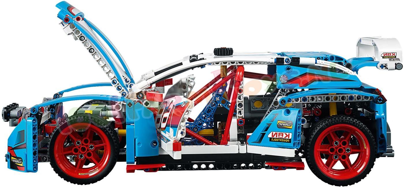 lego technic rallyauto of buggy 42077 lego technic. Black Bedroom Furniture Sets. Home Design Ideas
