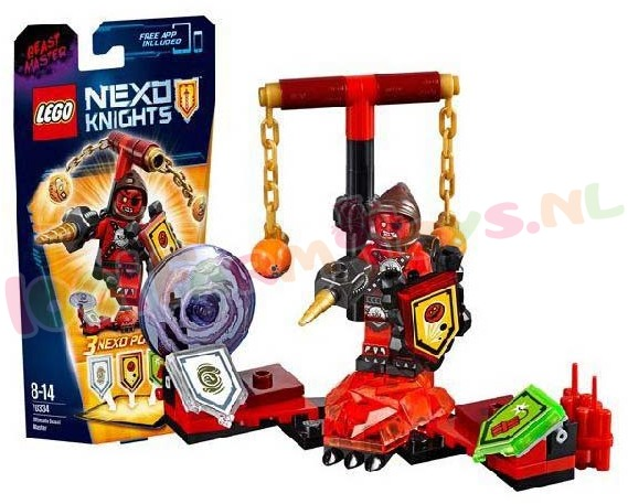 LEGO NEXO KNIGHTS ULTIM. MONSTER MEESTER