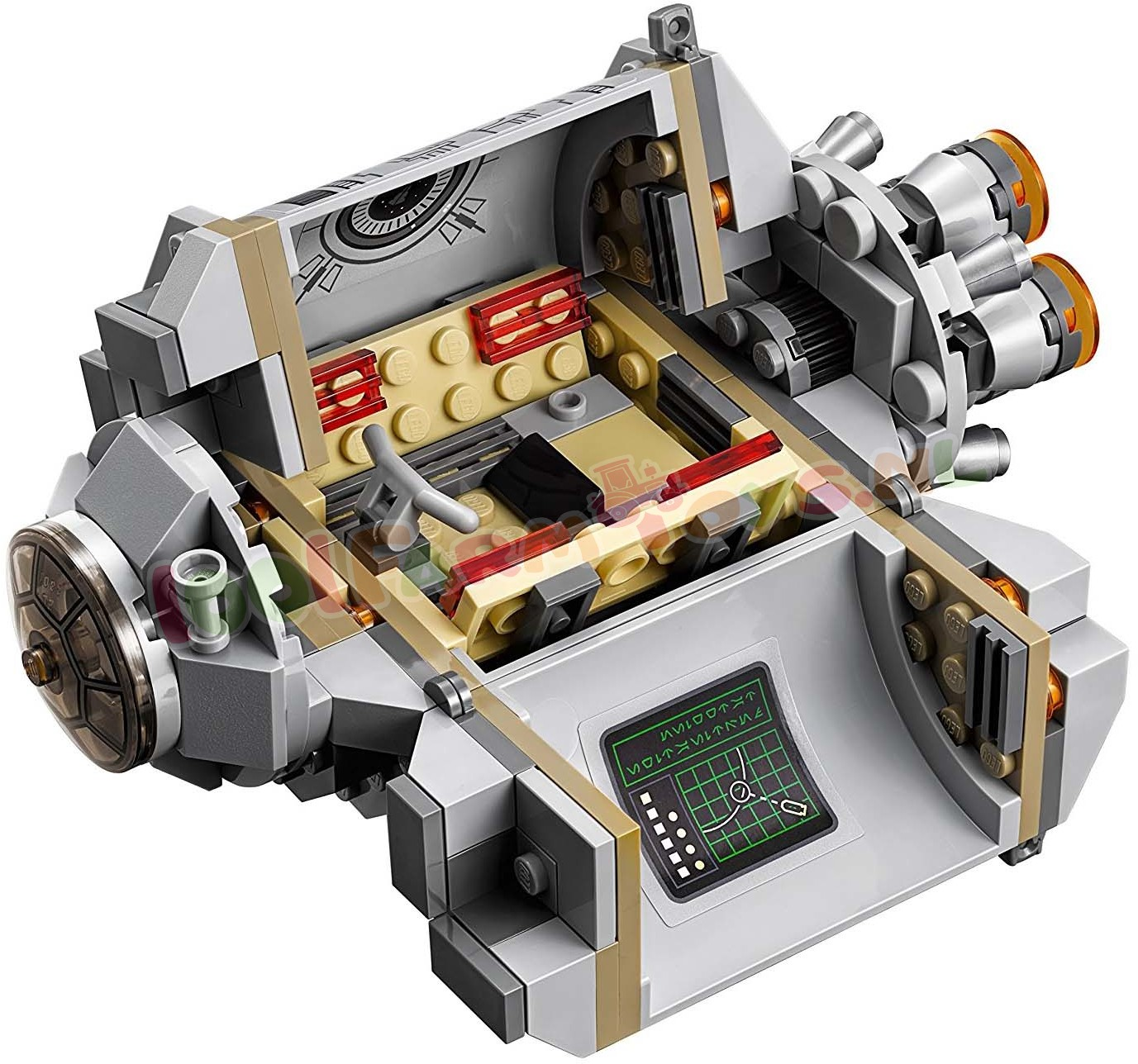 LEGO STAR WARS DROID ESCAPE POD