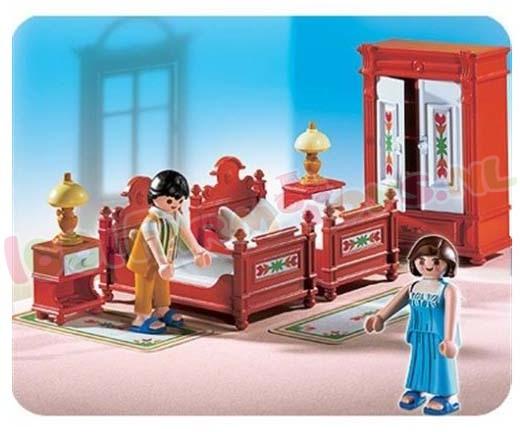 PLAYMOBIL SLAAPKAMER OUDERS OP OP - 5319 - Playmobil Dollhouse ...