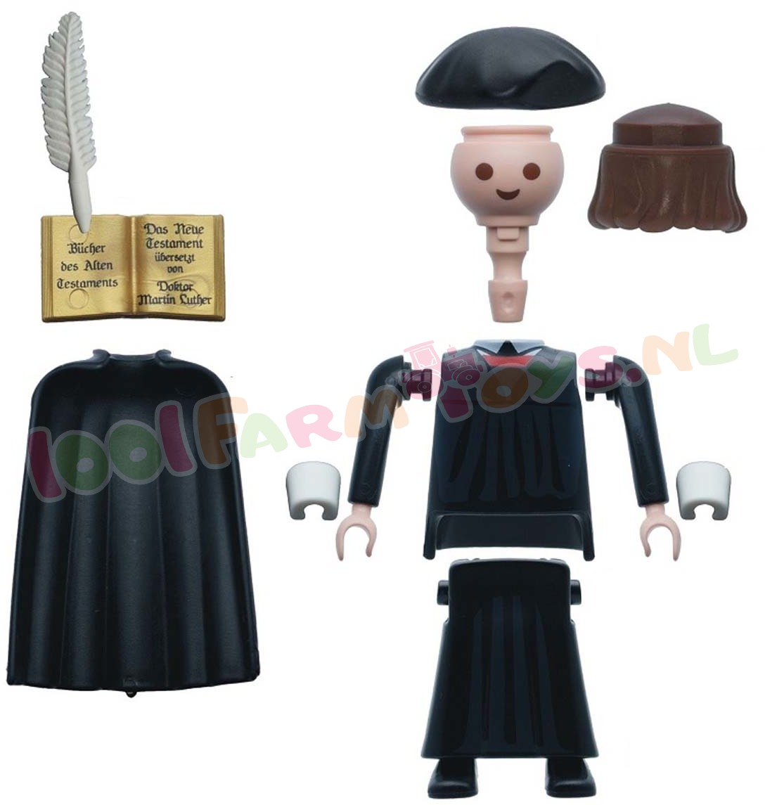 PLAYMOBIL DOKTER MARTIN LUTHER