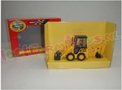 JCB 1CX SKID STEER 1/32 BACKHOE LOADER