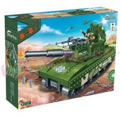 BANBAO DEFENCE FORCE 03-AIRBORNE TANK