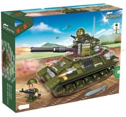 BANBAO DEFENCE FORCE CENTURION TANK