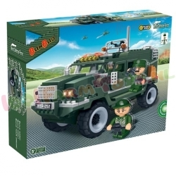 BANBAO DEFENCE FORCE HUMVEE TRUCK