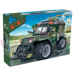 BANBAO DEFENCE FORCE LEGER JEEP XUV
