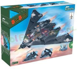 BANBAO DEFENCE FORCE 3in1 JET 402DELIG