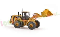 CATERPILLAR 966KXE SHOVEL 1/5O grondver.