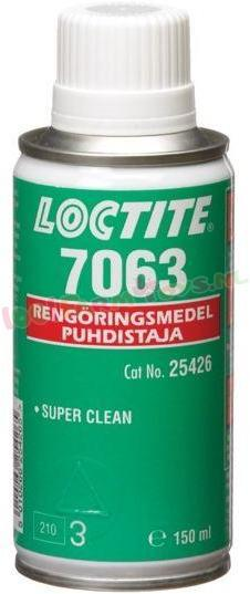AEROSOL CLEANER LOCTITE 7063 150ML