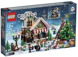 LEGO CREATOR WINTER TOY SHOP EXPERT