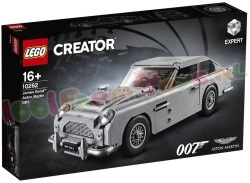 LEGO CREATOR JAMES BOND ASTON MARTIN DB5