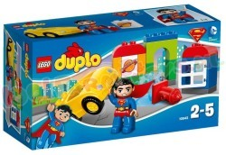 LEGO DUPLO SUPERMAN REDDINGSWERKER