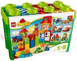 DUPLO DELUXE BOX OF FUN INCL. BLOKKEN
