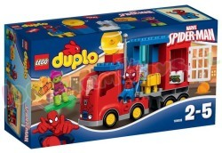 LEGO DUPLO SPIDERMAN SPIDER TRUCK