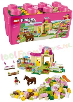 LEGO JUNIORS PONY IN KU.BAK  306 ST.