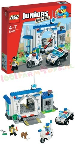 LEGO JUNIORS DE GROTE ONTSNAPPING 146 ST