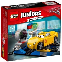 LEGO JUNIORS CRUS RAMIREZ RACE SIMULATOR