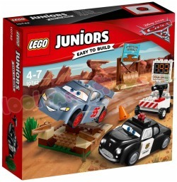 LEGO JUNIORS WILLY'S BUTTE SNELHEIDS-