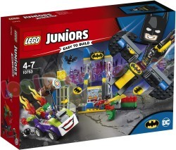 LEGO JUNIORS THE JOKER BATGROT AANVAL