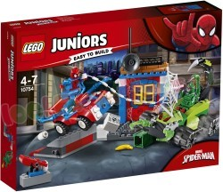 LEGO JUNIORS SPIDER-MAN VS. SCORPION