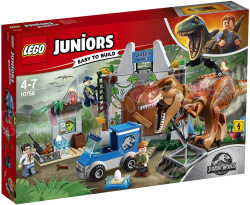LEGO JUNIORS T. Rex Ontsnapping