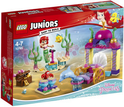 LEGO JUNIORS ARIEL'S ONDERWATERCONCERT