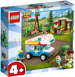 TOY STORY 4 CamperVakantie