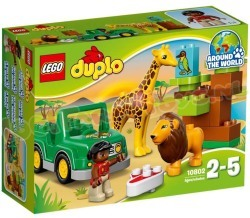 LEGO DUPLO WILDLIFE SAVANNE