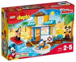 LEGO DUPLO MICKEY & FRIENDS STRANDHUIS