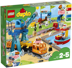 LEGO DUPLO GOEDERENTREIN model 2018