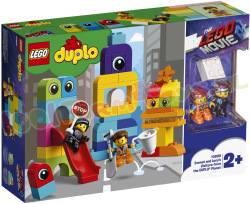DUPLO Emmet en Lucy Movie Speelplaats