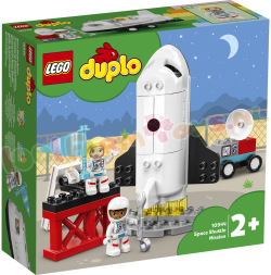 LEGO DUPLO Space Shuttle Missie