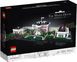 LEGO ARCHITECTURE Het Witte Huis USA