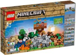 LEGO MINECRAFT DE CRAFTING-BOX 2.0