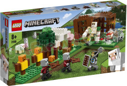 LEGO MINECRAFT De Pillager Buitenpost
