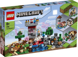LEGO MINECRAFT De Crafting-Box 3.0