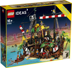 LEGO Piraten van Barracuda Baai