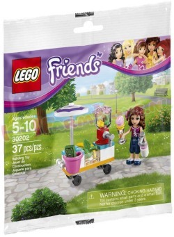 LEGO FRIENDS SMOOTHIE KRAAM (POLYBAG)