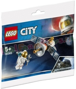 LEGO CITY Satelliet
