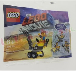LEGO MOVIE Mini-meesterbouwer Emmet