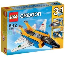 LEGO CREATOR SUPERSTRAALJAGER 3in1