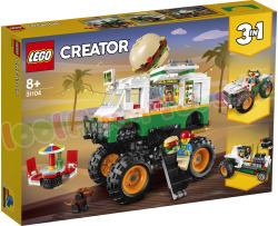 LEGO CREATOR Hamburger Monstertruck