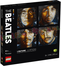 LEGO® Art The Beatles